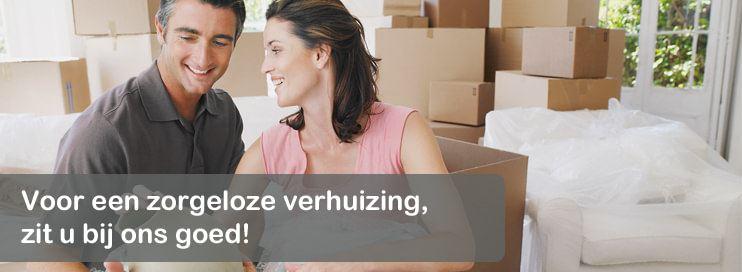 Verhuizen in Eindhoven